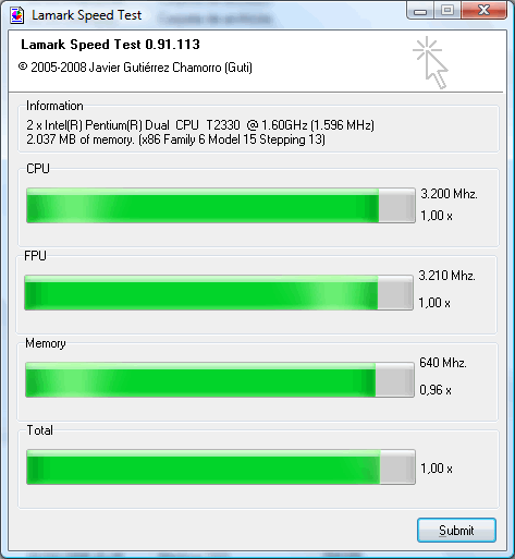 Real Speed Test